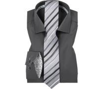 Hemd mit Krawatte