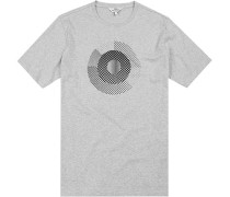 T-Shirt, Regular Fit, Baumwolle