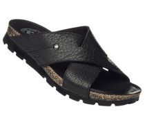 Schuhe Pantolette, Nappaleder