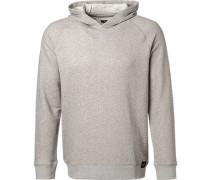 Kapuzensweater Herren, Baumwolle