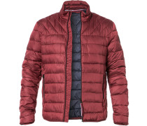 Steppjacke, Regular Fit, Microfaser wattiert