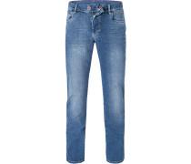 Bluejeans, Baumwoll-Stretch