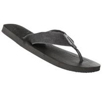 Schuhe Zehensandalen, Textil-Gummi