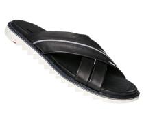 Schuhe Sandalen, Kalbleder