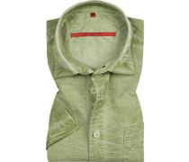Kurzarmhemd, Classic Fit, Baumwolle
