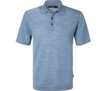 Polo-Shirt Herren, Merinowolle