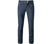 Jeans Karl, Slim Fit, Baumwolle, dunkelblau