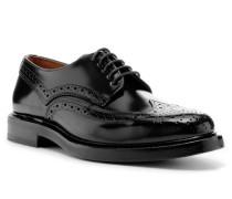 Schuhe Brogue Houston , Rindleder