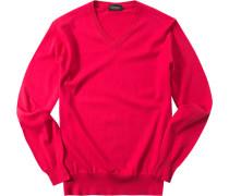 Pullover, Baumwolle-Seide-Kaschmir