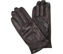 Handschuhe Herren, Lammleder