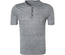 T-Shirt Herren, Leinen