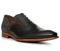 Schuhe Oxford, Kalbleder