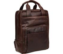 Tasche Rucksack, Rindleder