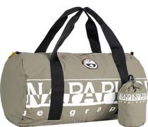 Tasche Handgepäck, Mikrofaser, olivgrün