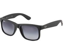 Brillen Sonnenbrille Justin, Gummi-Kunststoff