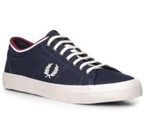 Schuhe Sneaker, Canvas, dunkelblau