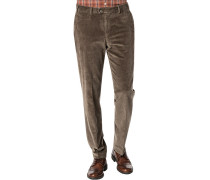 Hose Cordhose Parma, Contemporary Fit, Baumwolle