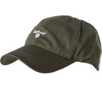 Cap, Baumwolle, oliv