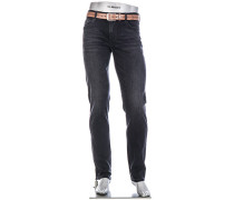 Jeans Pipe, Regular Slim Fit, Baumwoll-Stretch T400 12 oz
