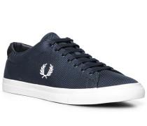 Schuhe Sneaker, Nylon, nachtblau