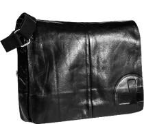 Tasche Messenger Bag, Rindleder