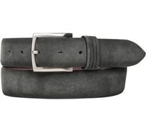 Gürtel grau-, Breite ca. 3,5 cm