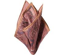 Accessoires Einstecktuch, Seide-Baumwolle