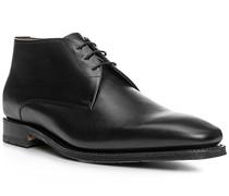 Schuhe Schnürstiefeletten, Kalbleder