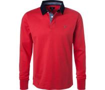 Rugby-Shirt, Baumwolle