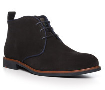 Schuhe Desert Boots GARRICK, Kalbveloursleder