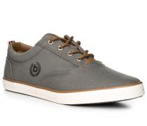 Schuhe Sneaker, Textil, graugrün