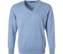 719d17dfc41f Pullover, Kaschmir, hellblau. Cipriani