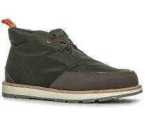 Schuhe Desert Boots, Mikrofaser-Gummi