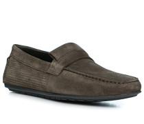 Schuhe Herren, Velours