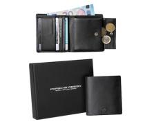 Geldbörse Geschenk-Box , Leder