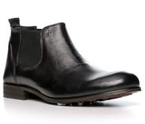 Schuhe Chelsea Boots, Kalbleder
