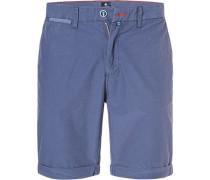 Hose Bermudashorts, Regular Fit, Baumwolle