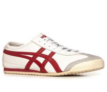 Schuhe Sneaker, Leder, -bordeaux
