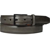 Gürtel schiefergrau, Breite ca. 3 cm