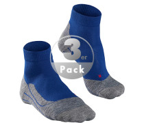 Socken Serie Running RU4, Socken, Mikrofaser-Baumwolle