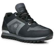 Schuhe Sneaker, Kunstleder, -grau