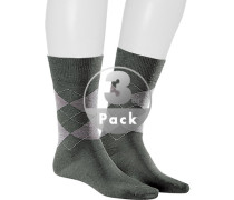 Socken Socken, Baumwolle mercerisiert