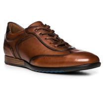 Schuhe Sneaker, Kalbleder-Büffelleder