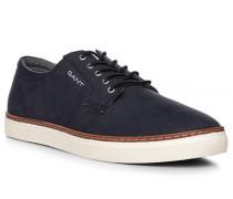 Schuhe Sneaker, Twill, navy