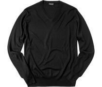 Pullover, Seide-Kaschmir
