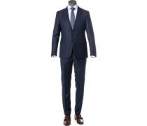 Anzug Herdy-Blayr, Slim Fit, Schurwolle Super120