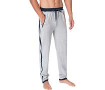 Schlafanzug Jerseyhose, Baumwolle