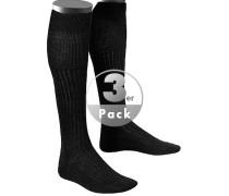 Socken Serie Bristol, Kniestrümpfe, Merinowolle