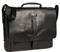 Tasche Messenger-Bag, Leder