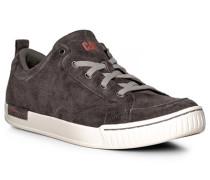 Schuhe Sneaker, Verloursleder